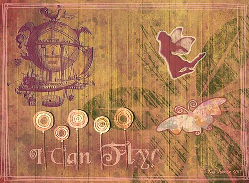layer styles | Digital Lady Syd's Fun Photoshop Blog