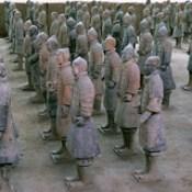 China - Xian - Terracotta Army - 20