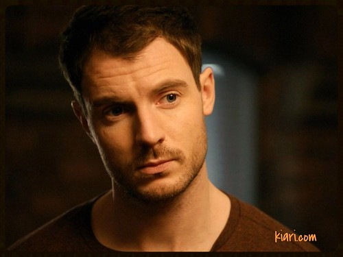 Richard Flood in Crossing Lines