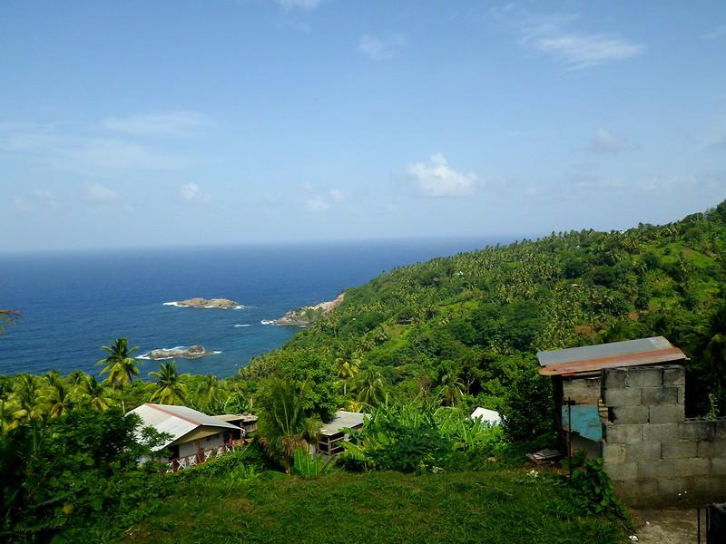 Carib Territory Views
