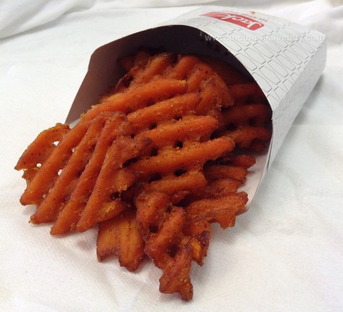 Jack in the Box Sweet Potato Fries