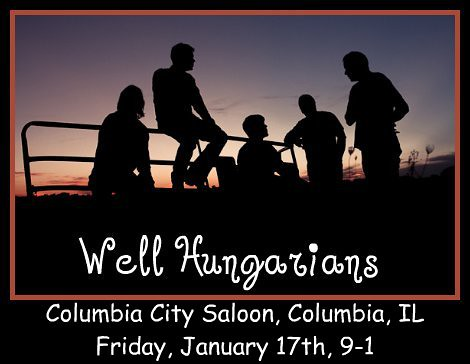 Well Hungarians 1-17-14