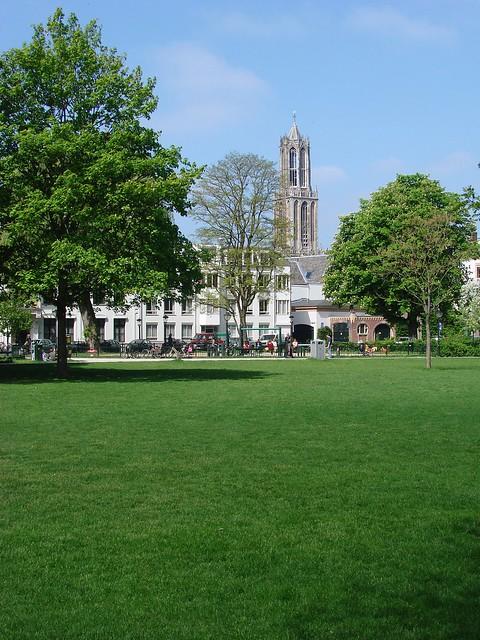 Utrecht in Spring