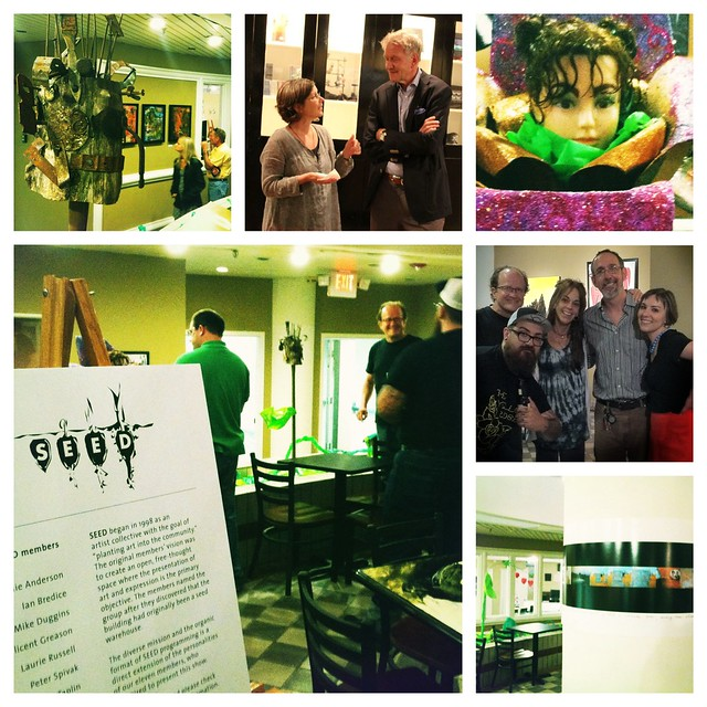 SEED CAC Reception