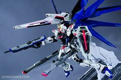 Metal Build Freedom Gundam Prism Coating Ver. Review Tamashii Nation 2012 (83)