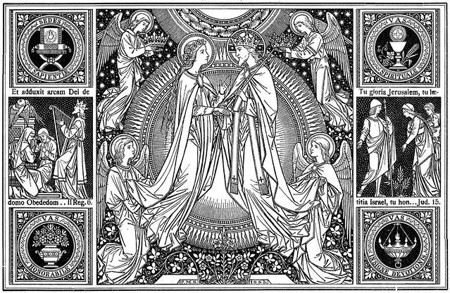 Missale Romanum Assumptio Mariae