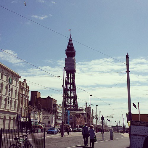 #blackpooltower