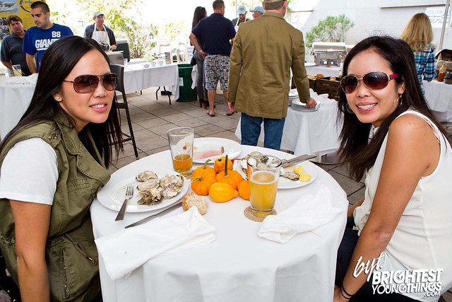 10 Oysterstock @ Poste