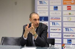 coach Vincenzino Esposito, Aget Imola