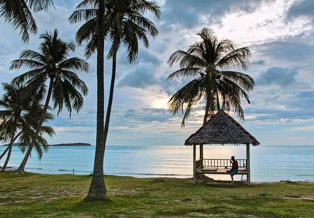 Dawn @ ChaWeng Beach, Koh Samui