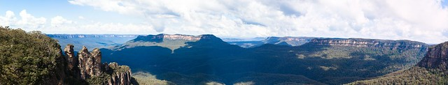 Dave's Blue Mountains Pano