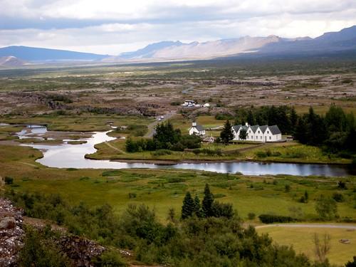 Þingvellir by SpatzMe