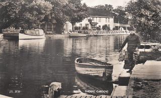Thorpe Gardens, Norfolk c1930s