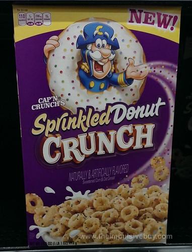 Cap'n Crunch Sprinkled Donut Crunch