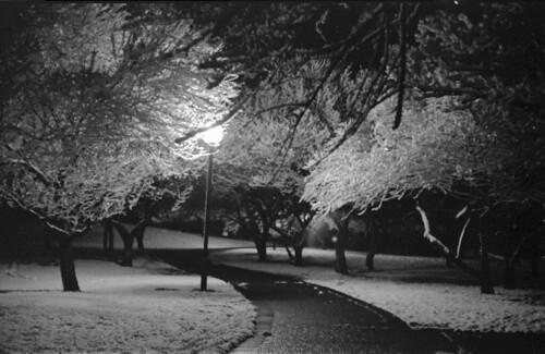 雪の夜に #02