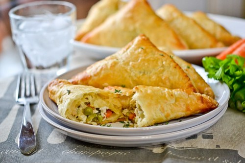 Chicken Pot Pie Turnovers-11