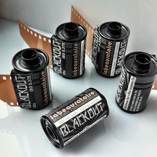 BLACKOUT FILM is here!