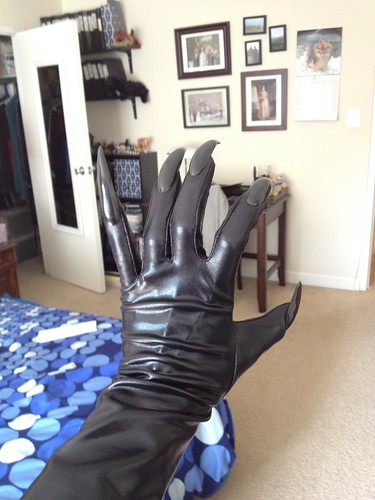 Catwoman Gloves