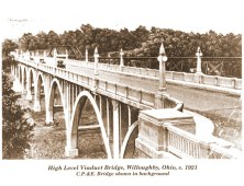 1921 Viaduct and CP&E Bridge