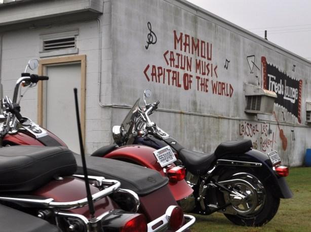 Fred's Lounge, Mamou, Louisiana, Oct. 12, 2013