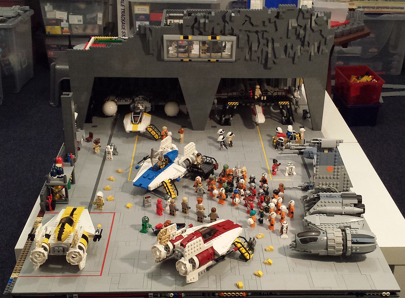 Rebel Alliance Base, by RenegadeClone & Renegade Clone brothers, on EB