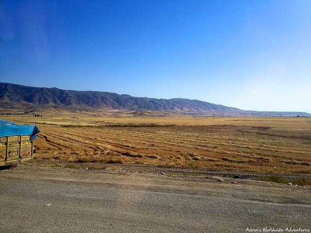 Approaching Iraq