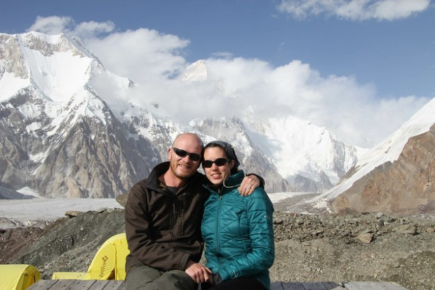 South Inylchek Glacier Trek. South Inylchek Glacier Trek