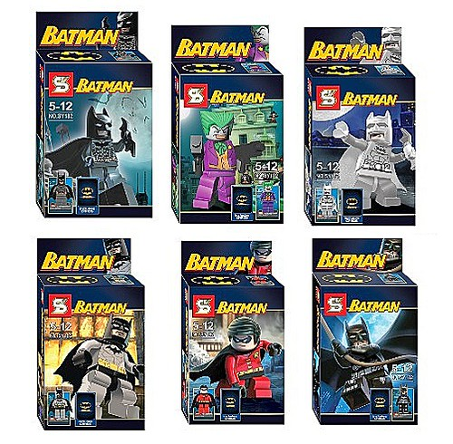podrobka Batman