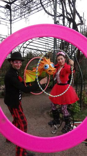 Icabot-circo y títeres