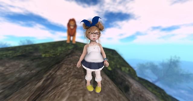 SL Disney Bound – Week Eleven: Zazu