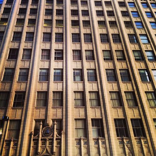 The old Bell Building #denver by @MySoDotCom