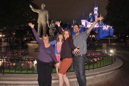 Jazz Hands with Walt