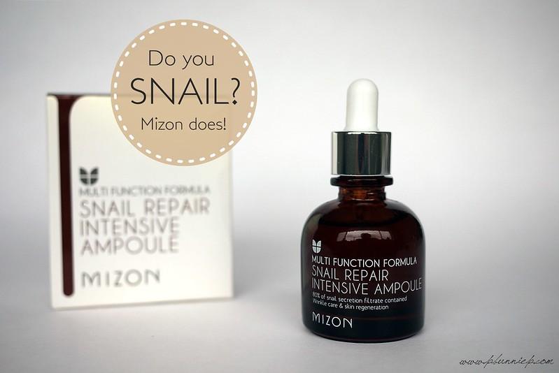 Mizon Snail Repair Intensive Ampoule