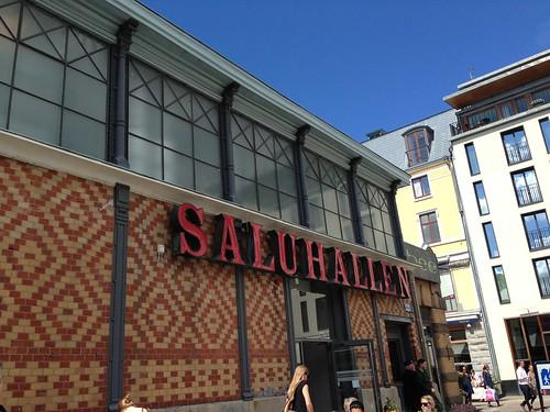 Saluhallen, Gotemburg. Suecia