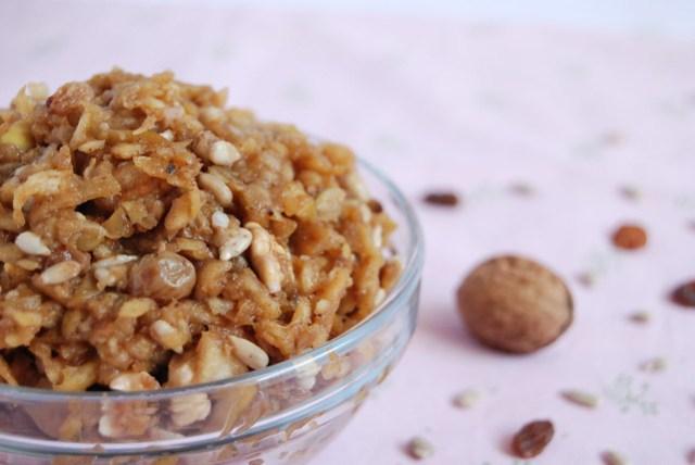 Fermented Spiced Apple Chutney