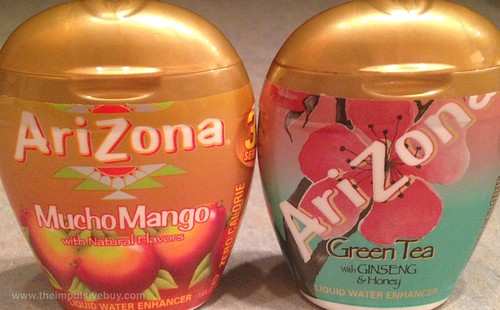 Arizona Liquid Water Enhancers