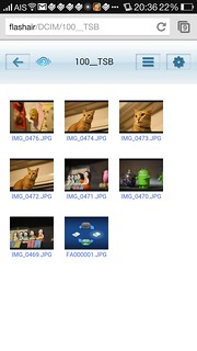 Browse รูปผ่านทาง Browser ได้เลย
