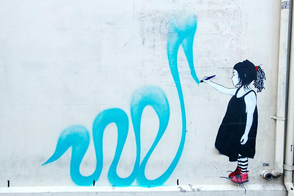 Street Art Sydney Australia