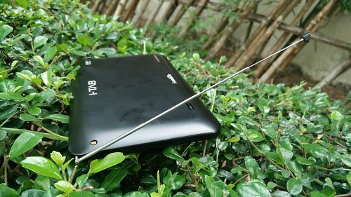 i-mobile i-TAB DTV ด้านขวา