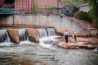 Reedy River Altercation