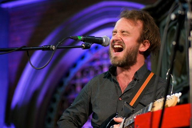 Sam Walker at Daylight Music 7th June 2014