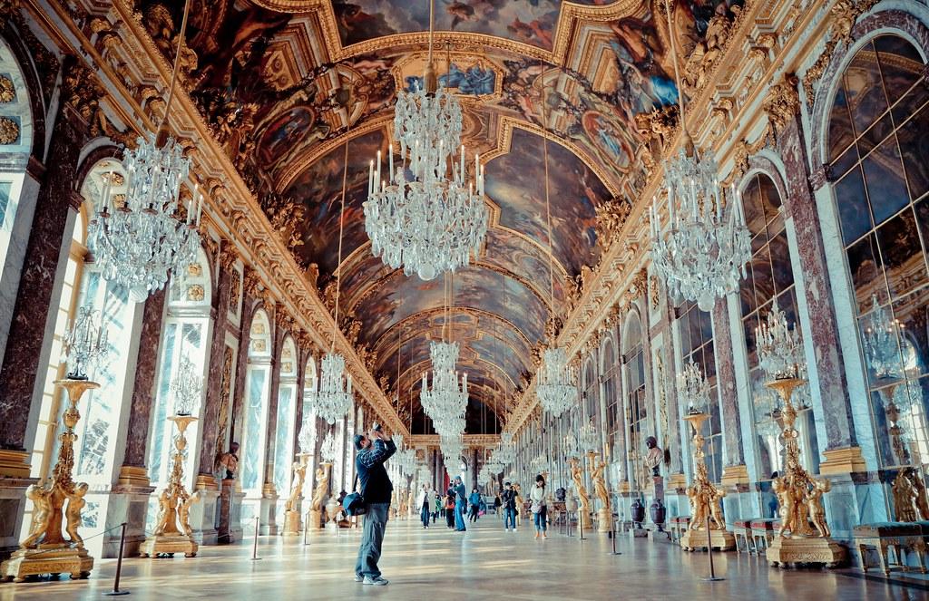 凡爾賽宮 Château de Versailles