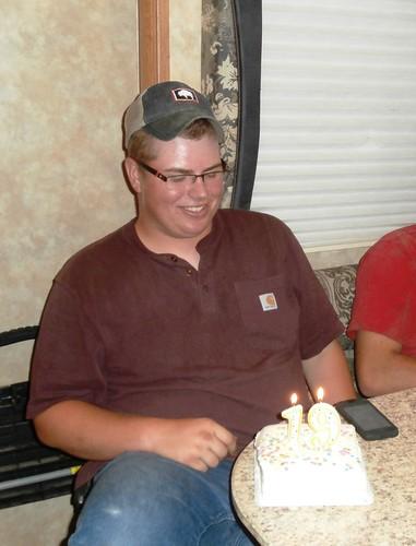 Matt's birthday
