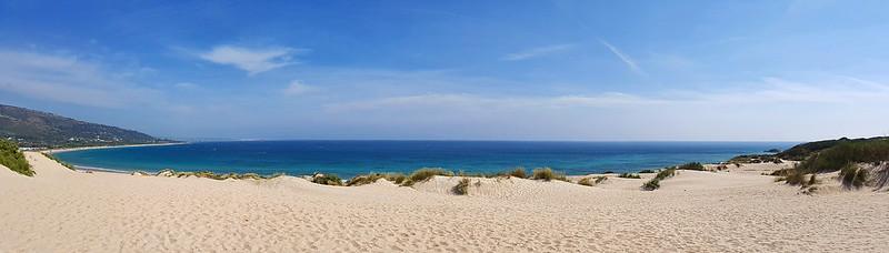 Panorama Punta Palomab