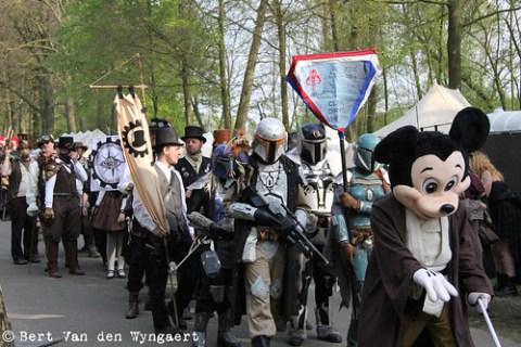 Fantasy parade
