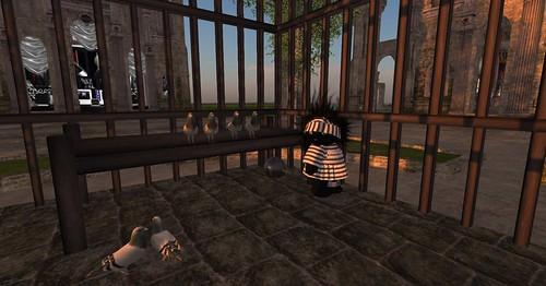 Jail and Bail in Sanctum