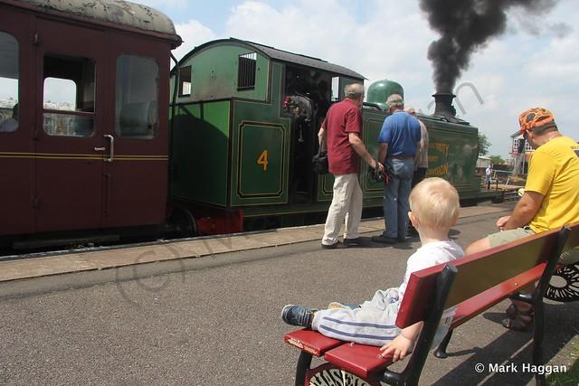 Chasewater Railway