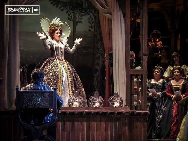 Ópera Otello, el sublime drama musical de Verdi llega al @TeatroMunicipal de #Santiago. *Estreno 02 de agosto 2014