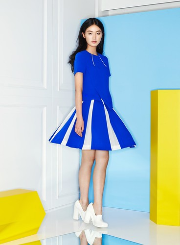UOOFO-STUDIO Collections 2014SS Photographer:王海森 Model:白玉洁