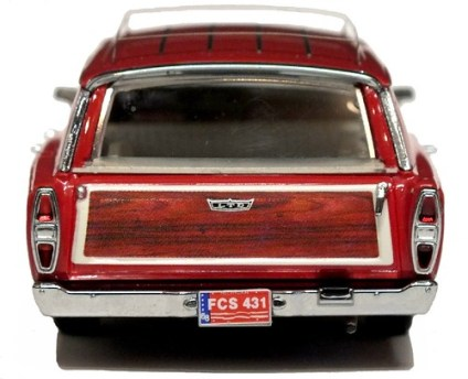 Kess Ford Country Squire 1968 (13)